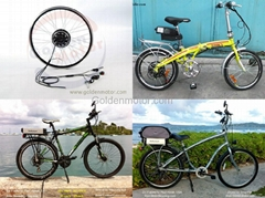 bicycle motor kit/bike electric kit/bike motor kit