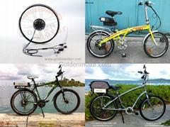 bicycle motor kit/bike electric kit/bike motor kit