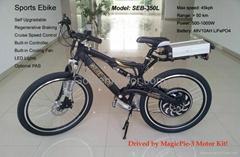 sports ebike/motor power bike/hub motor