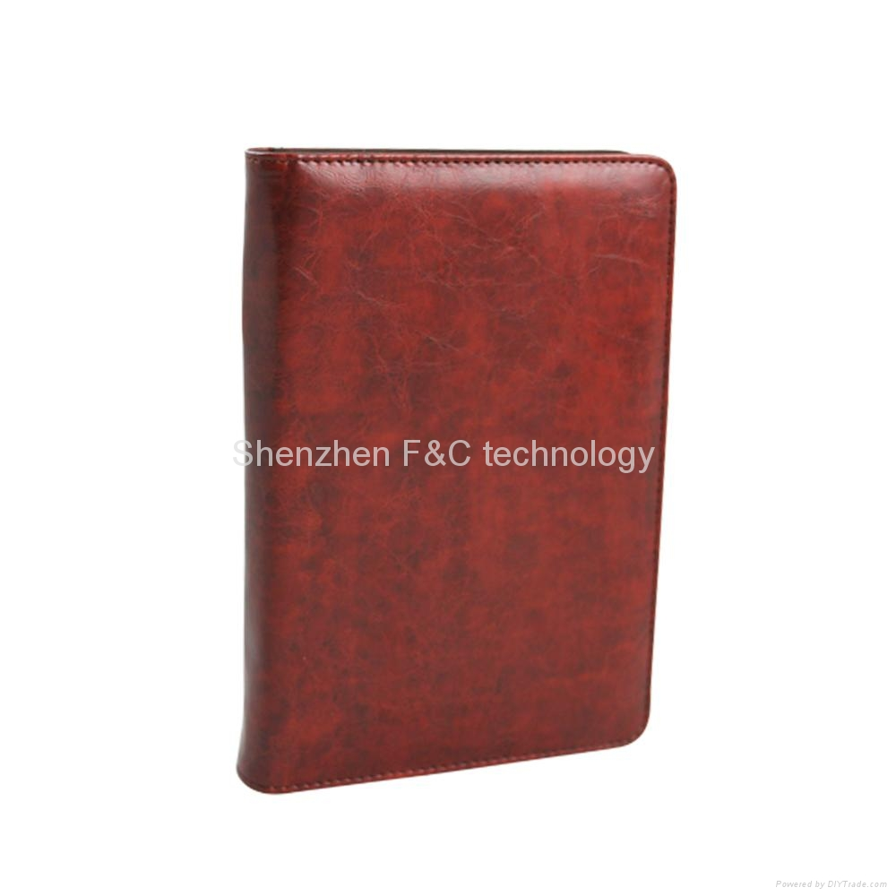 Brand new protective cover folio leather case for Amazon