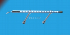 SMD aluminium Hard light blending bar