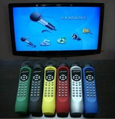 portable magic sing digital mic karaoke machine
