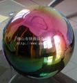 广州彩钢不锈钢装饰球