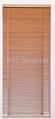 25mm basswood blind