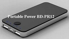 Iphone Portable Power Bank