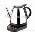 Digital kettle with LCD display