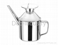 Stainless steel water pots /teapot/ oil
