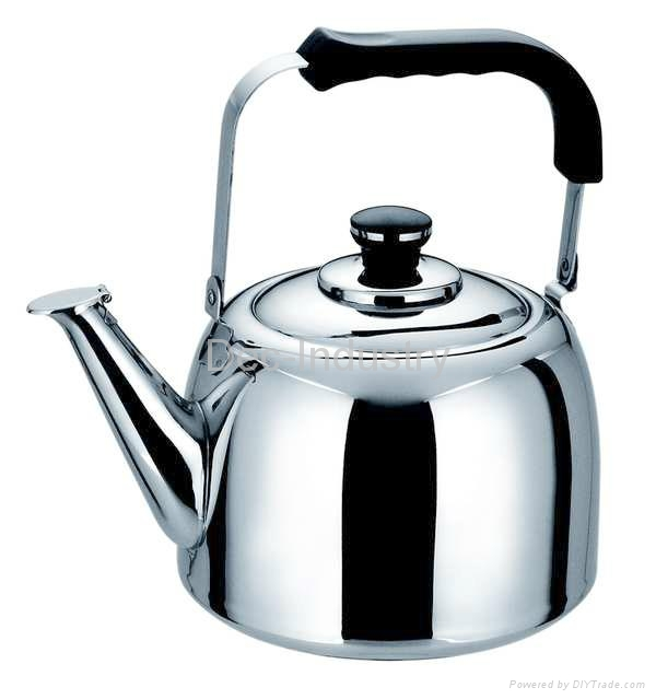 Stainless steel whistling kettle  2
