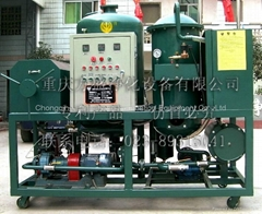 ZTS Oil purification equipment