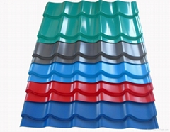 Color Coated Steel Roof Tile/Profiled sheet