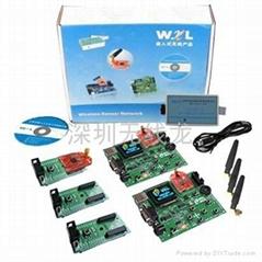 C51RF-CC2530-PK無線Zigbee網絡實驗平台
