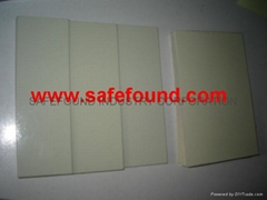 PHOTOLUMINWSCENT RIGID BOARD