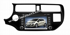 Car DVD Player for KIA Rio/K3