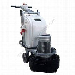 Polish Marble with Diamond Pads Dry ,Concrete Machine,Concrete Floor Grinder