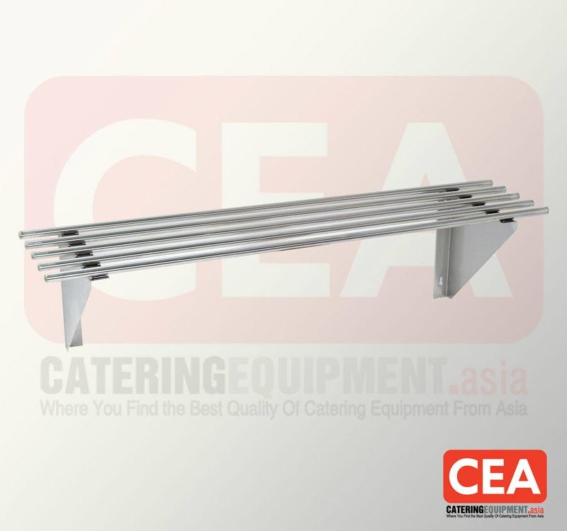 Stainless Steel 1-Tier Pipe Wall Shelf - TH-WSP-1 - CEA (China ...