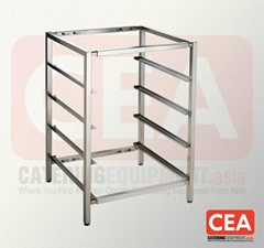 Stainless Steel Dish Rack Stand