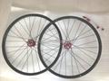 38mm carbon tubular road bike wheelsets with Novatec hub 1