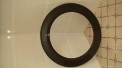 2012 best seller 88mm Tubular Carbon Bicycle Rims UD glossy finish