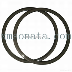 Wholesale 700C 38mm Tubular Carbon Bike Rims Carbon Road Wheels