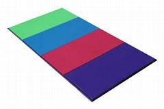 Folding Gymnastic Mats