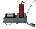 供应灭火器拆装夹具(气动) 1