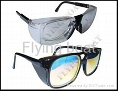 laser safety goggle for the operator of CO2 laser machine