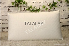 Latex pillow, talalay, natural pillow   ST-706