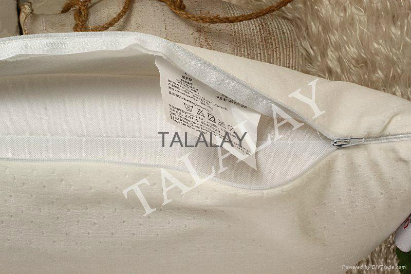 Latex pillow, talalay, natural pillow   ST-708 2