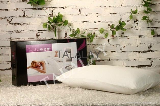 Latex pillow, talalay, natural pillow  ST-65 1
