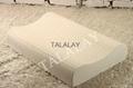 Latex pillow, talalay, natural pillow,