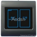 Hotel  touch panel light switch 5