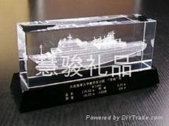 东莞订做水晶工艺品
