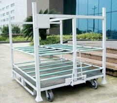 天宇鴻達科技供應折疊式汽車物料週轉堆垛料架