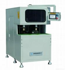 Corner cleaning machine CNC