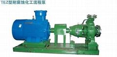 耐腐蝕化工流程泵