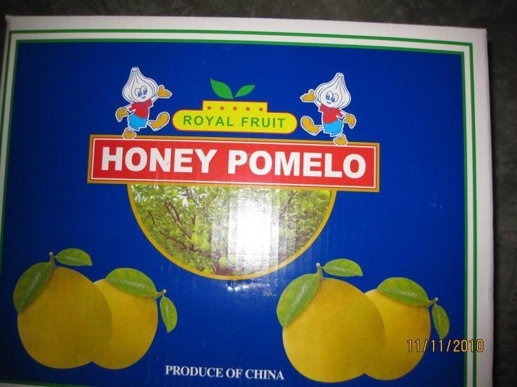 honey pomelo 5