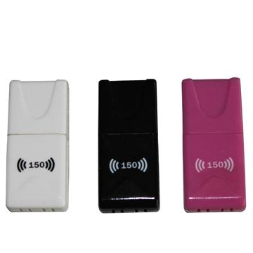 Nano WiFi USB Dongle CE/FCC Certified, RoHS Directive 1