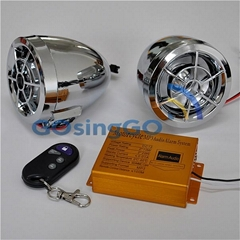 MP3 摩托車防盜