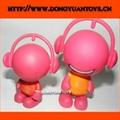 Plastic Music Cartoon Toy 3