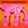 Plastic Music Cartoon Toy 4