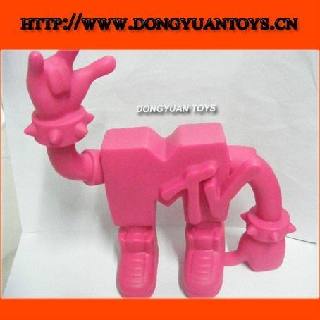 Plastic Music Cartoon Toy 5
