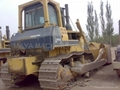 used crawler bulldozer caterpillar