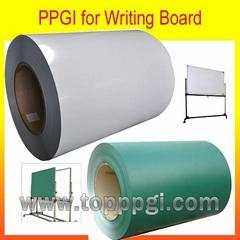 ppgi for wrting board