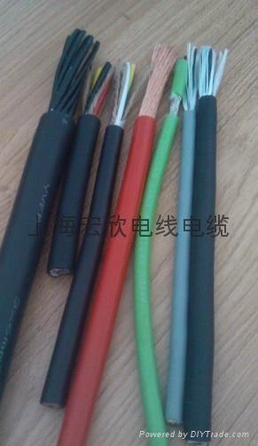 拖鏈電纜 4