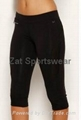 Ladies 3/4 Pants 1
