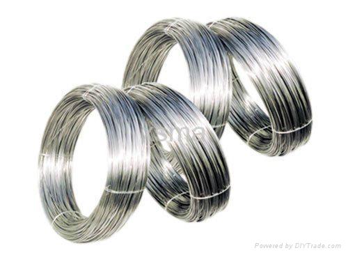 shape memory alloy(nitinol) wire 1