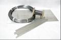 shape memory alloy(nitinol) wire 3