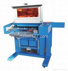 bamboo wood handcraft laser engraving machine