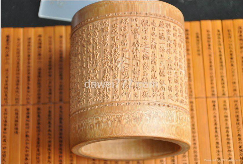 Bamboo Wood Handcraft Laser Engraving Machine Dw 530