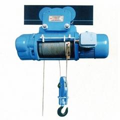云南CD型钢丝绳电动葫芦